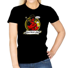 Saint Wade's Day Exclusive - Womens - T-Shirts - RIPT Apparel