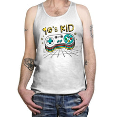 Ultimate 90's Kid - Tanktop - Tanktop - RIPT Apparel