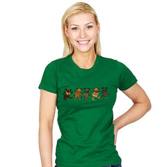 Grateful Woks - Womens - T-Shirts - RIPT Apparel