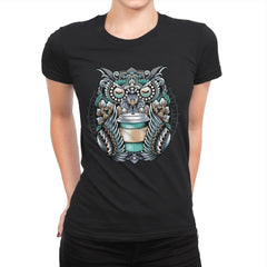 Coffee Spirit - Womens Premium - T-Shirts - RIPT Apparel