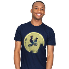 Bark Moon - Mens - T-Shirts - RIPT Apparel