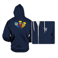 The Powerplant Kids - Hoodies - Hoodies - RIPT Apparel
