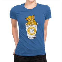 Hakuna Coffee - Womens Premium - T-Shirts - RIPT Apparel