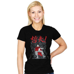 Neo King - Womens - T-Shirts - RIPT Apparel
