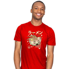 Kawaii Ramen - Mens - T-Shirts - RIPT Apparel