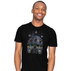 Wrath of the Empire - Mens - T-Shirts - RIPT Apparel