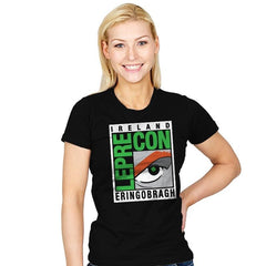 LepreCon Exclusive - St Paddys Day - Womens - T-Shirts - RIPT Apparel