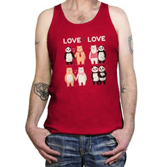 Love Is Love  - Tanktop - Tanktop - RIPT Apparel