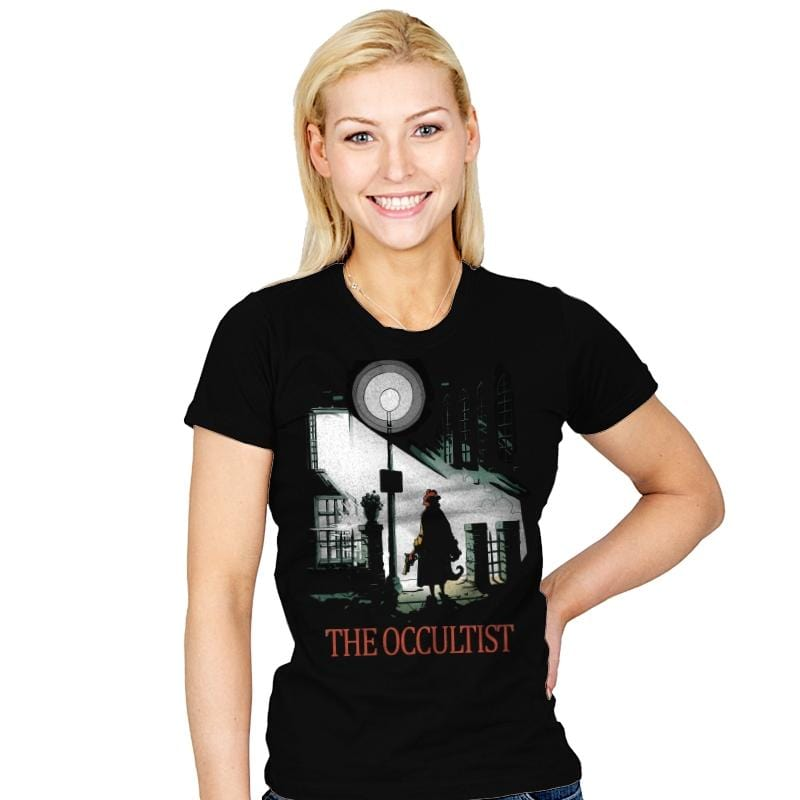 The Occultist - Womens - T-Shirts - RIPT Apparel