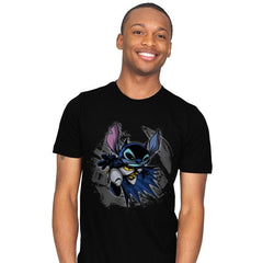 Bat-Stitch - Mens - T-Shirts - RIPT Apparel