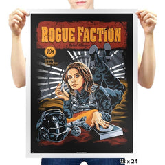 Rogue Faction Exclusive - Prints - Posters - RIPT Apparel