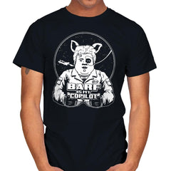 Barf Is My Copilot - Mens - T-Shirts - RIPT Apparel