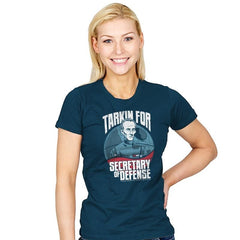 Secretary of Defense - Womens - T-Shirts - RIPT Apparel
