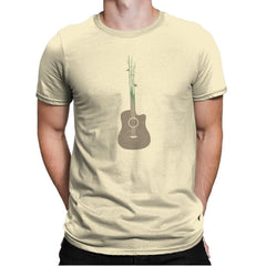 Natures Guitar Exclusive - Mens Premium - T-Shirts - RIPT Apparel