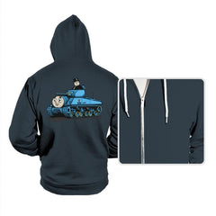 T. The Tank - Hoodies - Hoodies - RIPT Apparel