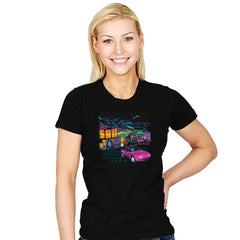 Visit Heaven Exclusive - Womens - T-Shirts - RIPT Apparel