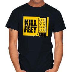 Kill Feet - Mens - T-Shirts - RIPT Apparel