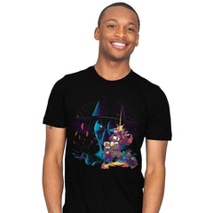 Jiggy Wars - Mens - T-Shirts - RIPT Apparel