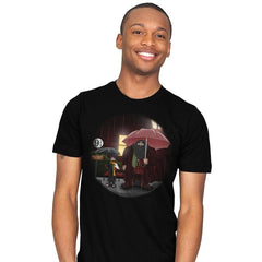My neighbor Hagrid - Mens - T-Shirts - RIPT Apparel
