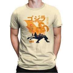 King of the Monsters Vol.1 - Mens Premium - T-Shirts - RIPT Apparel