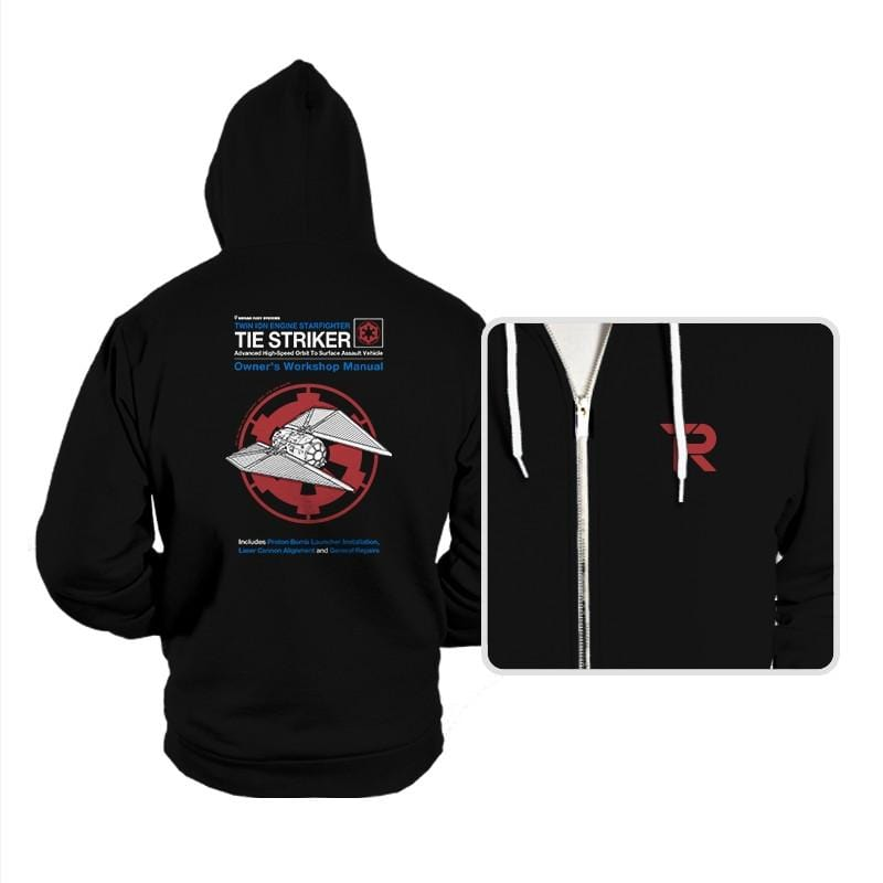 Striker Manual - Hoodies - Hoodies - RIPT Apparel