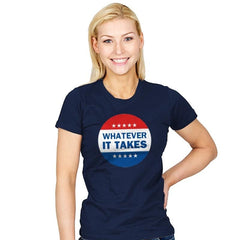 Vote-ver - Womens - T-Shirts - RIPT Apparel