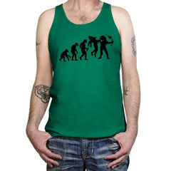 Evolution Dead End - Tanktop - Tanktop - RIPT Apparel