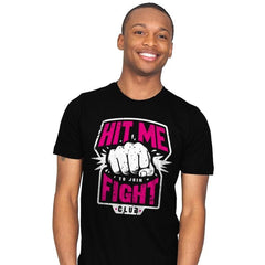 Fight Club Entrance - Mens - T-Shirts - RIPT Apparel