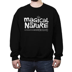 Magical By Nature - Crew Neck Sweatshirt - Crew Neck Sweatshirt - RIPT Apparel