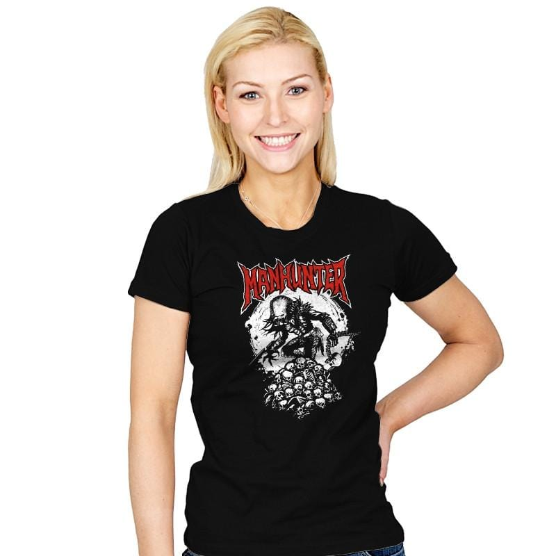 Manhunter - Womens - T-Shirts - RIPT Apparel