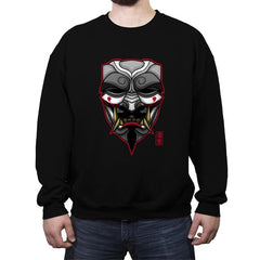 V Mask - Crew Neck Sweatshirt - Crew Neck Sweatshirt - RIPT Apparel