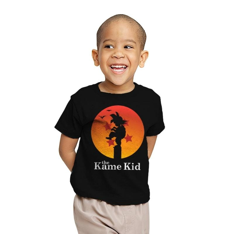 The Kame Kid - Youth - T-Shirts - RIPT Apparel