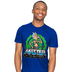 Master of the Multiverse - Mens - T-Shirts - RIPT Apparel