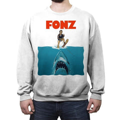 FONZ - Crew Neck Sweatshirt - Crew Neck Sweatshirt - RIPT Apparel
