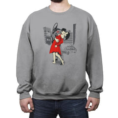 G-B Day - Crew Neck Sweatshirt - Crew Neck Sweatshirt - RIPT Apparel
