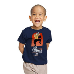 Hammer Time  - Youth - T-Shirts - RIPT Apparel