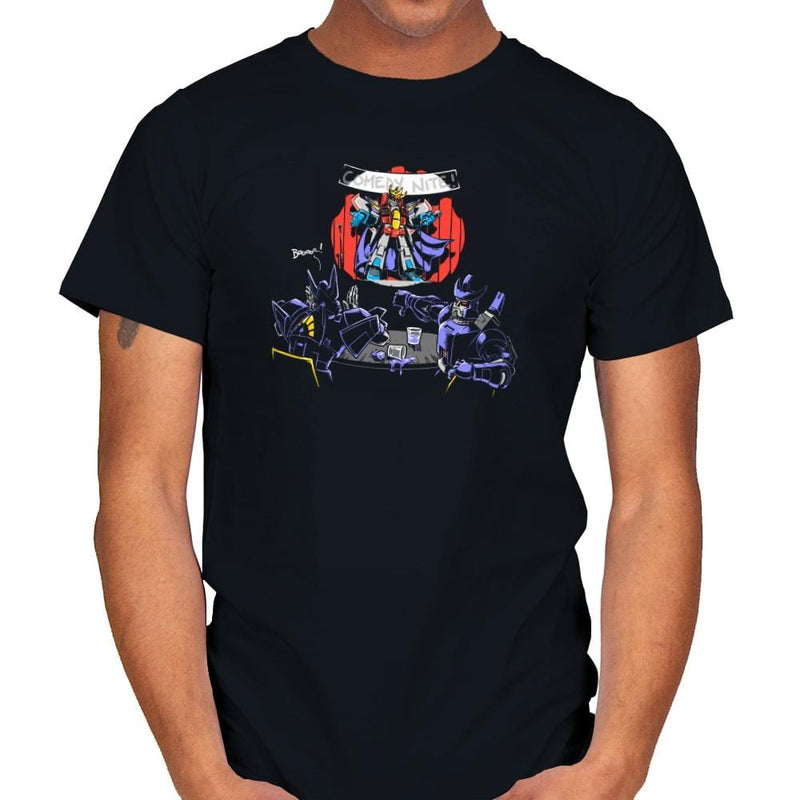 This is Bad Comedy - 80s Blaarg - Mens - T-Shirts - RIPT Apparel