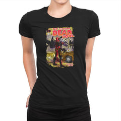 The Walking Merc - Issue 1 Exclusive - Womens Premium - T-Shirts - RIPT Apparel