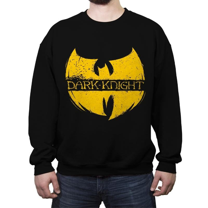 Wu Knight - Crew Neck Sweatshirt - Crew Neck Sweatshirt - RIPT Apparel