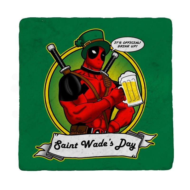 Saint Wade's Day Exclusive - Coasters - Coasters - RIPT Apparel