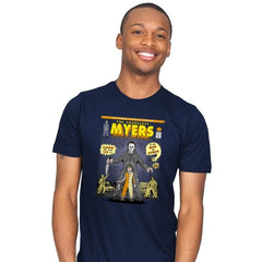 THE SHAPELESS MYERS - Mens - T-Shirts - RIPT Apparel