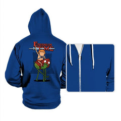 Eternian Time - Hoodies - Hoodies - RIPT Apparel