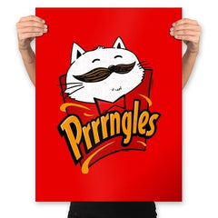 Prrrrngles - Prints - Posters - RIPT Apparel
