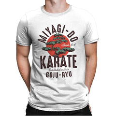 Miyago-Do Karate - Mens Premium - T-Shirts - RIPT Apparel