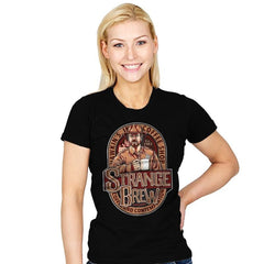 Strange Brew - Womens - T-Shirts - RIPT Apparel