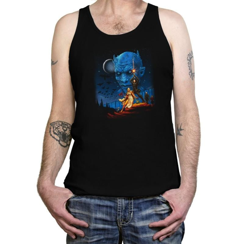 Throne Wars Reprint - Tanktop - Tanktop - RIPT Apparel