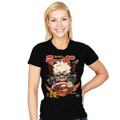 Spicy Explosion Ramen  - Womens - T-Shirts - RIPT Apparel