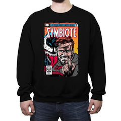 Symbiote #1 - Crew Neck Sweatshirt - Crew Neck Sweatshirt - RIPT Apparel