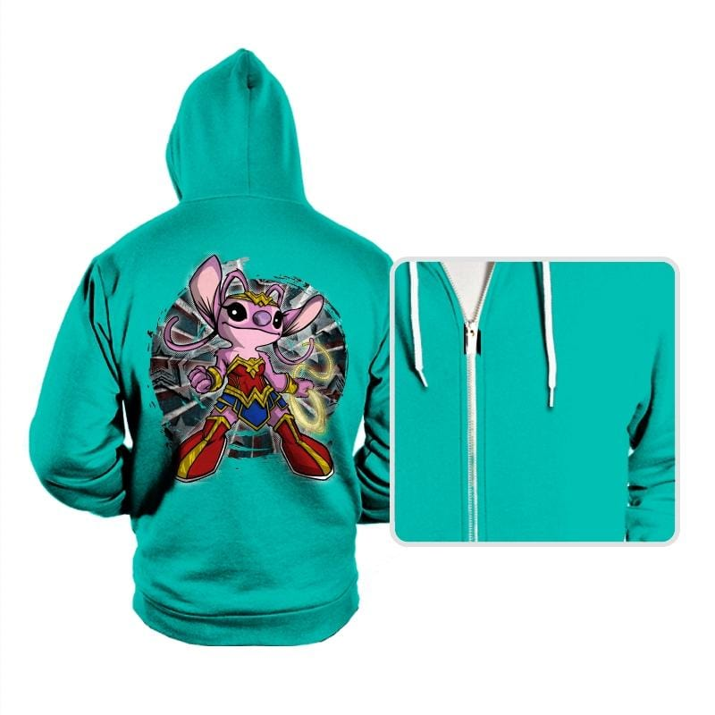 Wonder Angel - Hoodies - Hoodies - RIPT Apparel