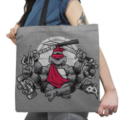 Turtles All The Way Down Exclusive - Tote Bag - Tote Bag - RIPT Apparel